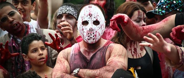 When the Zombie Jasons start attacking, you don't want to be in Rhode Island! Photo by by rodolpho.reis/Flickr.